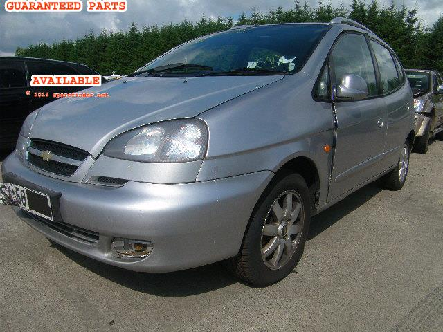 2008 CHEVROLET TACUMA CDX    Parts