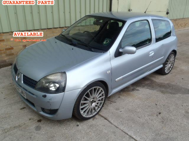 RENAULT CLIO breakers, CLIO  Parts