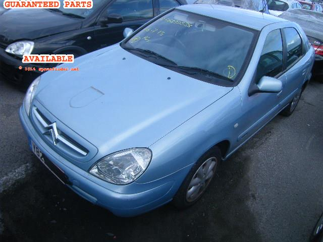 CITROEN XSARA breakers, XSARA LX Parts