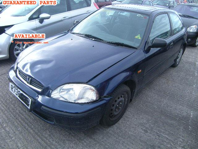 1998 HONDA CIVIC 1.5I    Parts
