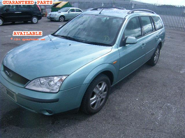 FORD MONDEO breakers, MONDEO GHI Parts