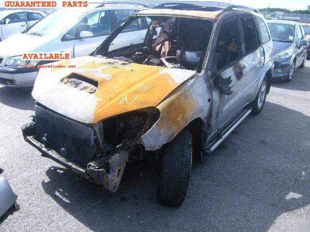 2004 TOYOTA RAV4 XT4 D    Parts