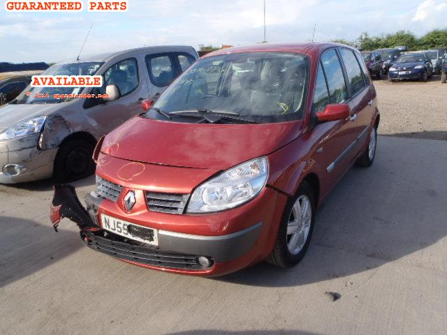 2005 RENAULT SCENIC D    Parts
