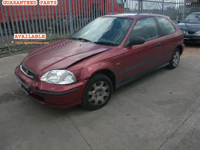 1999 HONDA CIVIC 1.5I    Parts