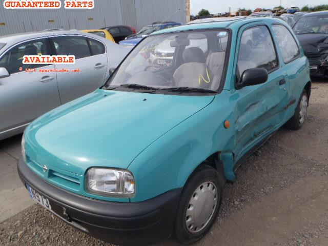 NISSAN MICRA breakers, MICRA L Parts
