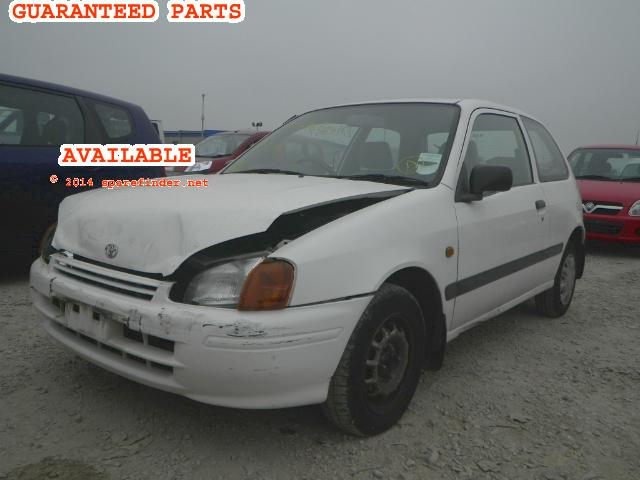 1998 TOYOTA STARLET     Parts