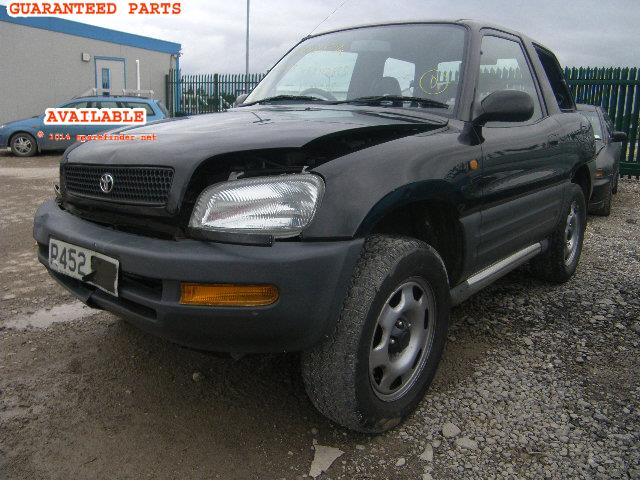 1997 TOYOTA RAV4 T RAV-4 GS    Parts
