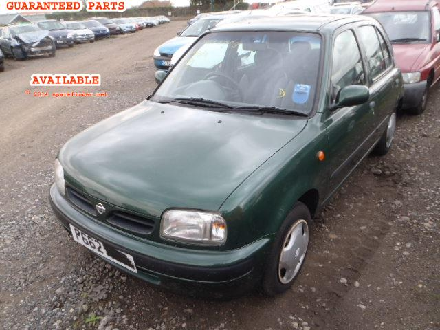 NISSAN MICRA breakers, MICRA SLX Parts