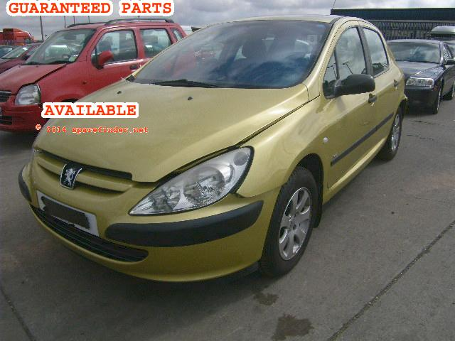 PEUGEOT 307 breakers, 307 STYLE Parts