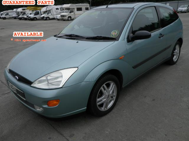 1999 FORD FOCUS ZETEC    Parts
