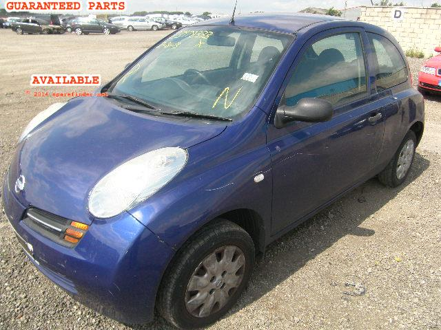 NISSAN MICRA breakers, MICRA E Parts