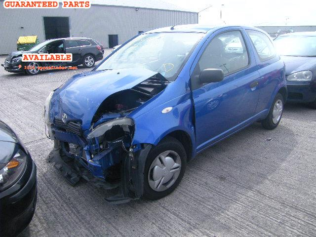 2001 TOYOTA YARIS S    Parts