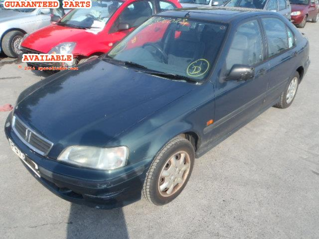 HONDA CIVIC breakers, CIVIC 1.6I Parts