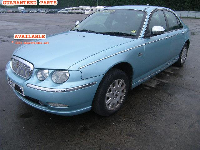 2003 ROVER 75 CONNOISSEUR    Parts