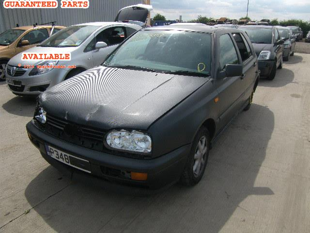 1997 VOLKSWAGEN GOLF GL TD    Parts