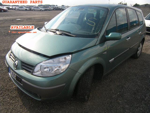 RENAULT SCENIC breakers, SCENIC D Parts