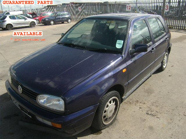 1995 VOLKSWAGEN GOLF GL    Parts