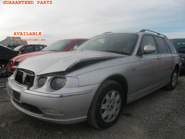 2003 ROVER 75 CLUB CD    Parts