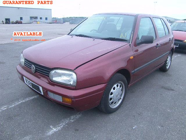 1996 VOLKSWAGEN GOLF CL AU    Parts
