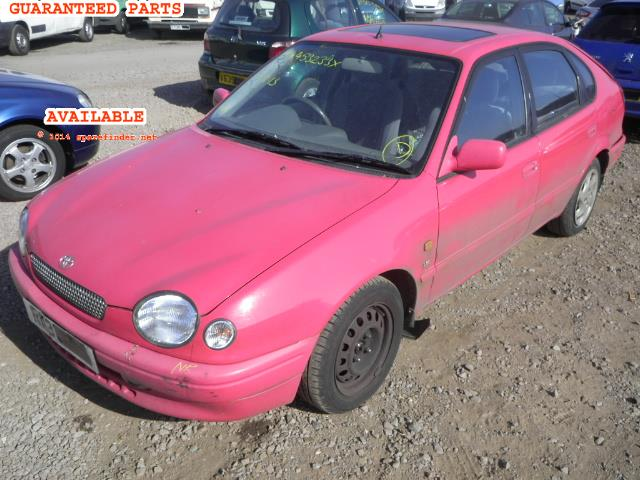1997 TOYOTA COROLLA CD    Parts
