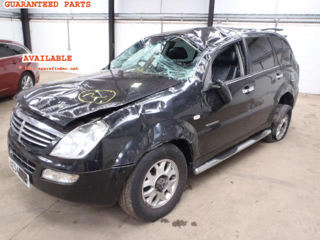 SSANGYONG REXTON breakers, REXTON RX2 Parts
