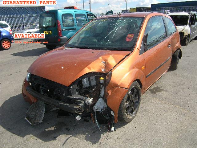 FORD FIESTA breakers, FIESTA ZETEC Parts