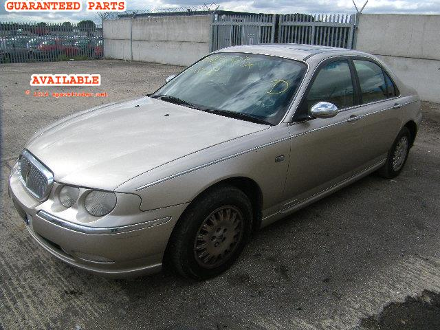 2001 ROVER 75 CONNOISSEUR    Parts