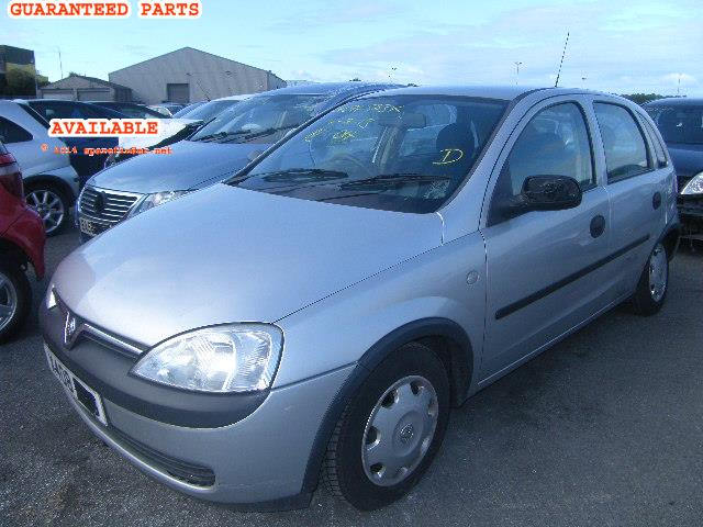 VAUXHALL CORSA breakers, CORSA CLUB Parts