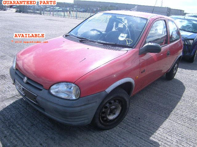 1997 VAUXHALL CORSA MERIT    Parts
