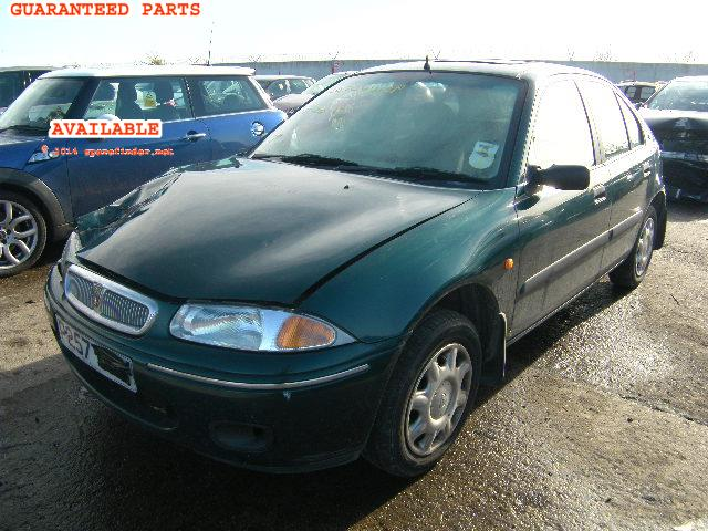 1997 ROVER 200 VE 216 SI AUT    Parts