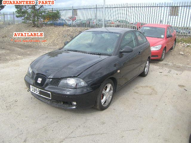 SEAT IBIZA breakers, IBIZA SX Parts