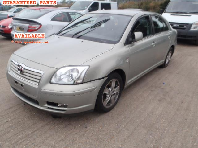 2004 TOYOTA AVENSIS T3    Parts