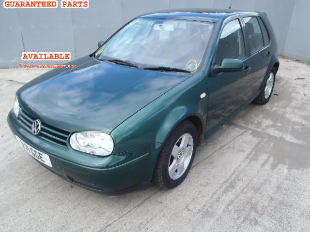 1999 VOLKSWAGEN GOLF GT TD    Parts