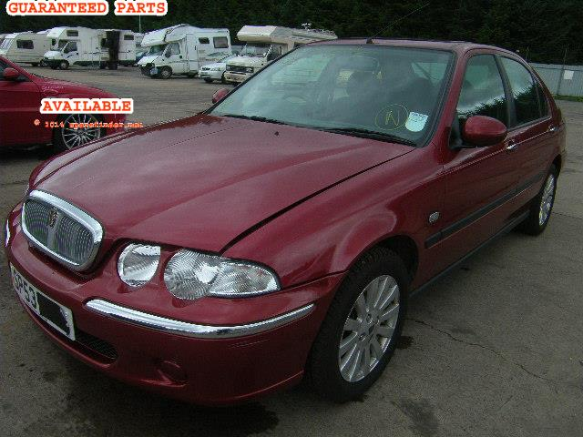 ROVER 45 breakers, 45 IXL 16V Parts