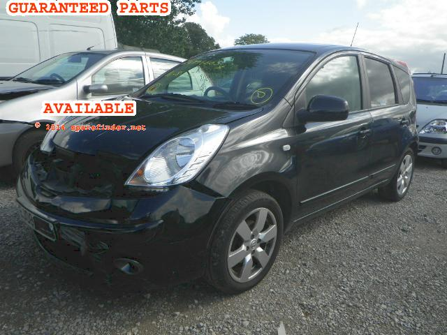 2008 NISSAN NOTE ACENT    Parts