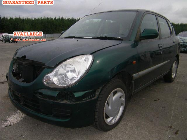 DAIHATSU SIRION breakers, SIRION EL Parts