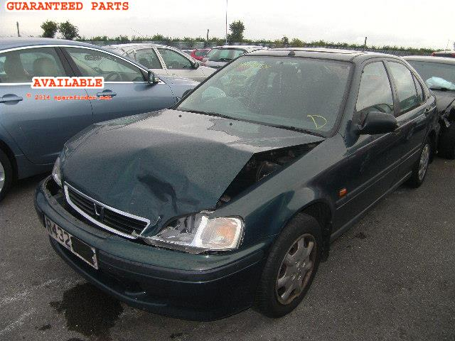 1997 HONDA CIVIC 1.5I    Parts