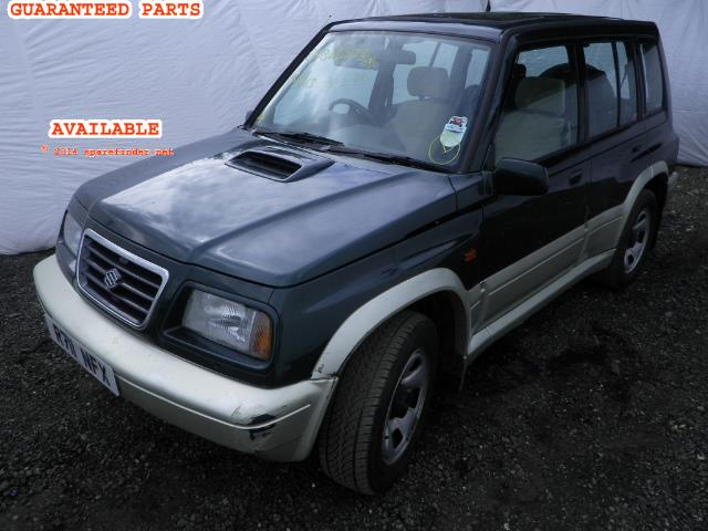 SUZUKI VITARA breakers, VITARA 2 Parts