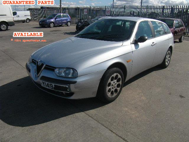 ALFA ROMEO 156 breakers, 156 1.8 T Parts