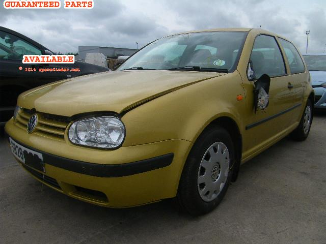 1999 VOLKSWAGEN GOLF S    Parts
