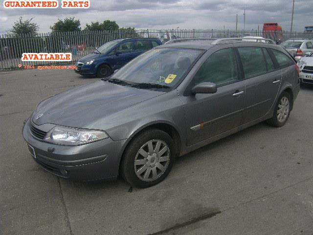2003 RENAULT LAGUNA PRIVILEGE    Parts