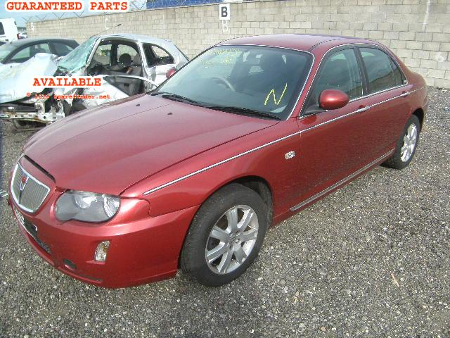 2005 ROVER 75 CONNOISSEUR    Parts