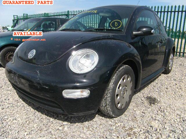 2004 VOLKSWAGEN BEETLE     Parts