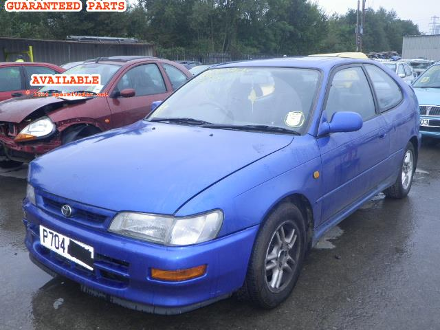 TOYOTA COROLLA breakers, COROLLA SI Parts
