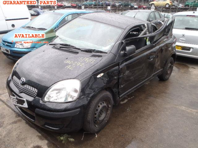 2005 TOYOTA YARIS T3    Parts