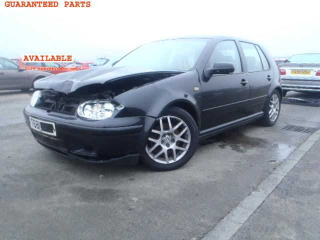 1999 VOLKSWAGEN GOLF GTI T    Parts