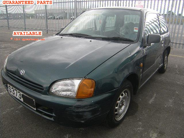 1998 TOYOTA STARLET S    Parts