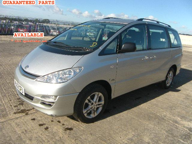 TOYOTA PREVIA breakers, PREVIA T3 Parts