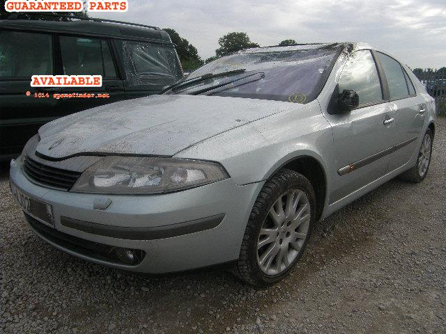 2002 RENAULT LAGUNA PRIVILEGE    Parts