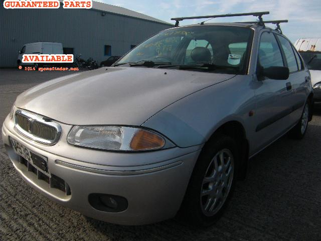 1999 ROVER 200 VE 214 IS    Parts